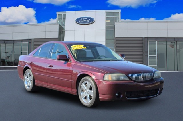 more details - lincoln ls