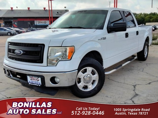 Ford F-150 XLT SuperCrew 5.5-ft. Bed 2WD - 2013 Ford F-150 XLT SuperCrew 5.5-ft. Bed 2WD - 2013 Ford XLT SuperCrew 5.5-ft. Bed 2WD