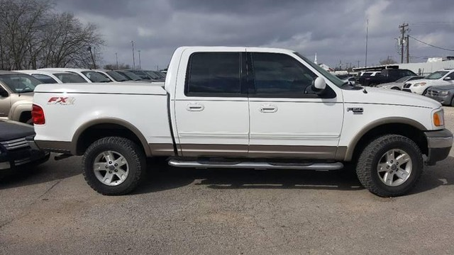 Ford F-150 Vehicle Image 01