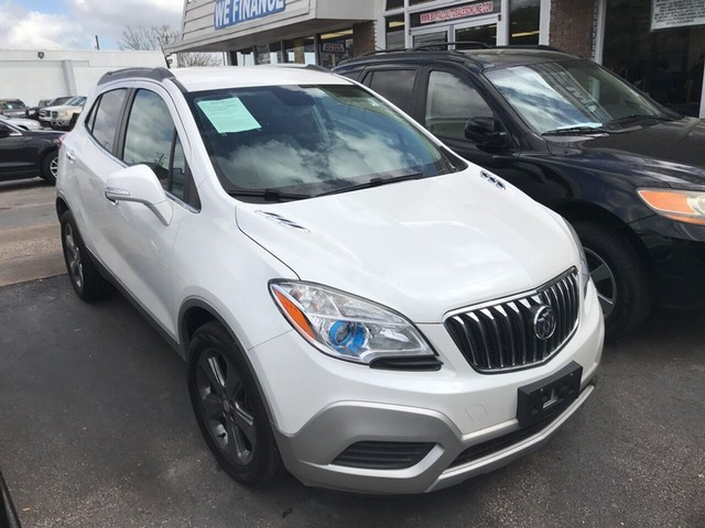 more details - buick encore