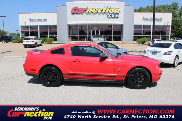 Ford Mustang Shelby GT500 - 2007 Ford Mustang Shelby GT500 - 2007 Ford Shelby GT500