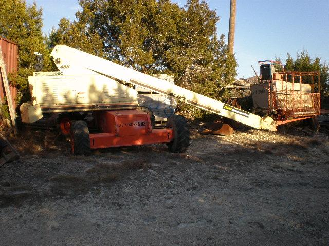 1997 JLG 40H   at CarsBikesBoats.com in Round Mountain TX