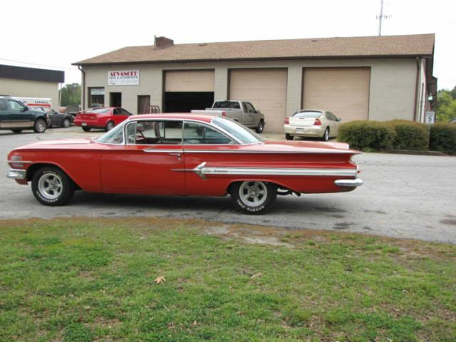 1960 Chevrolet Impala 2dht at CarsBikesBoats.com in Round Mountain TX