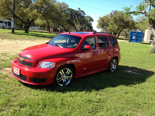 2009 Chevrolet Hhr Ss For Sale In Round Mountain Tx From