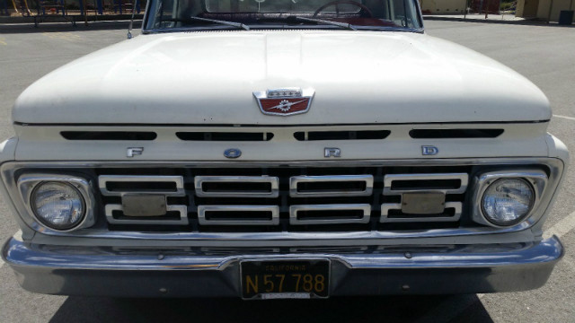 more details - ford f-100