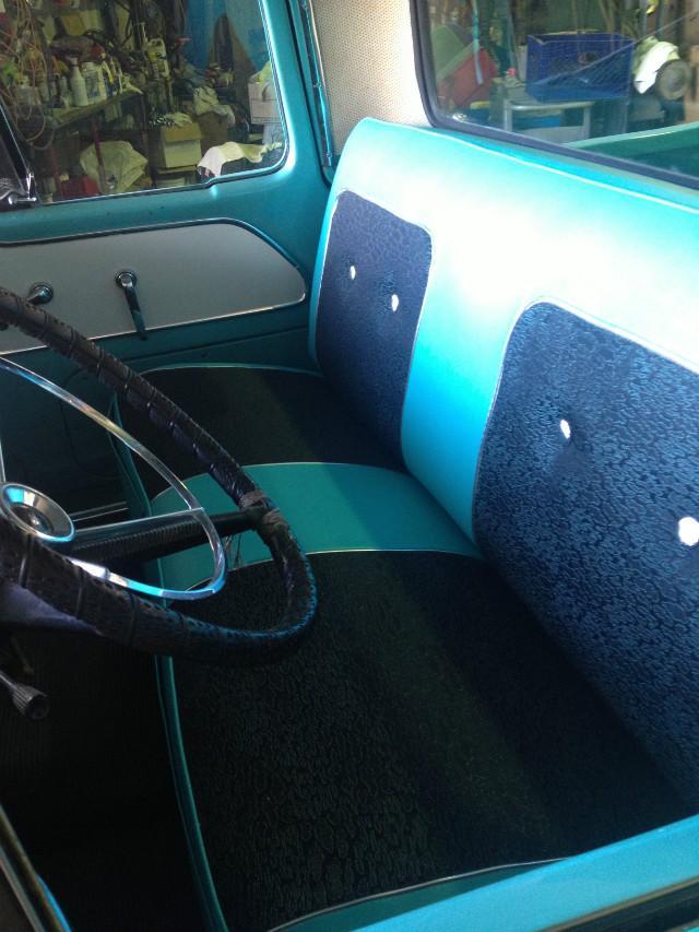 1964 Ford F-100 Custom Cab Short bed photo