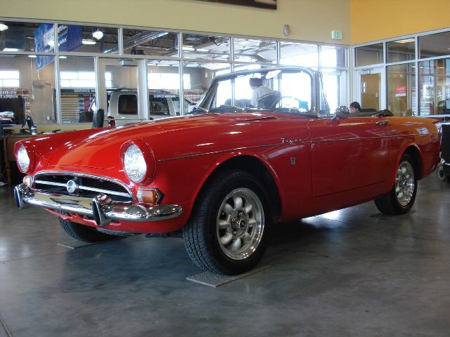 1967 Sunbeam Tiger Roadster at CarsBikesBoats.com in Round Mountain TX