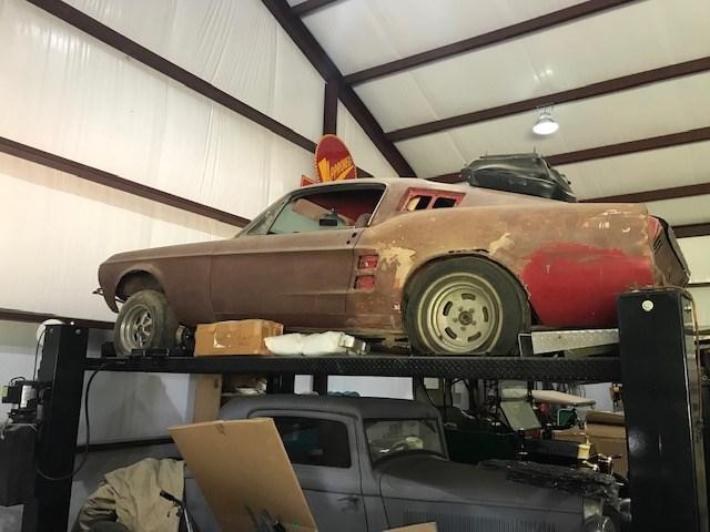 1967 Ford Mustang GT Fastback at CarsBikesBoats.com in Round Mountain TX