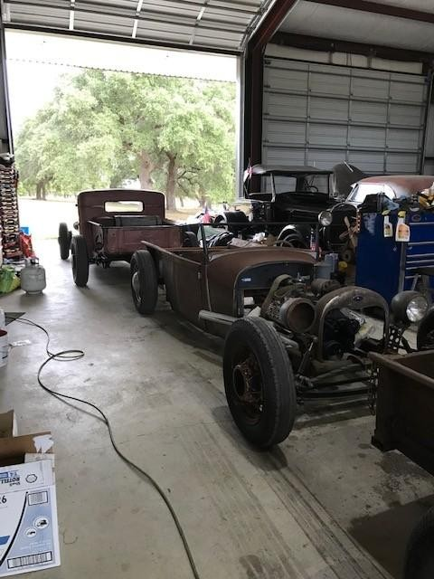 Ford 1/2 Ton Trucks Roadster Pickup - Round Mountain TX
