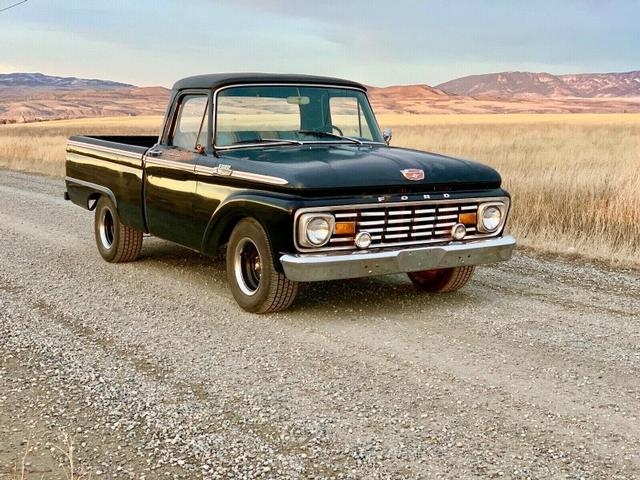 1964 Ford F-100 Custom Cab at CarsBikesBoats.com in Round Mountain TX