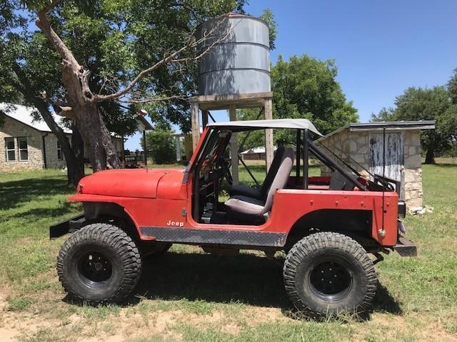 Jeep CJ - 1977 Jeep CJ - 1977 Jeep