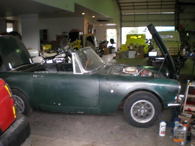 1966 Sunbeam Tiger   at CarsBikesBoats.com in Round Mountain TX