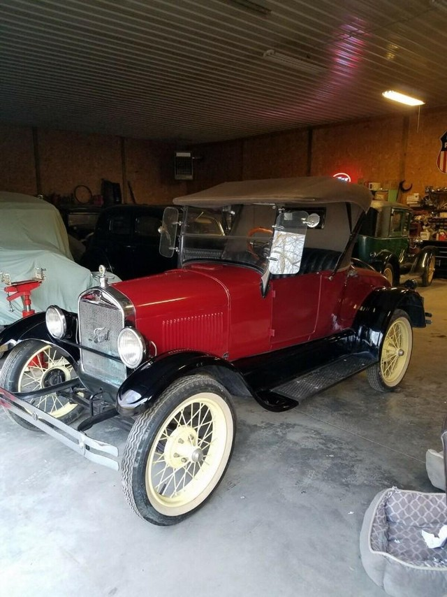 1926 Ford Other Roadster at CarsBikesBoats.com in Round Mountain TX