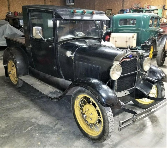 1929 Ford 1/2 Ton Trucks   at CarsBikesBoats.com in Round Mountain TX
