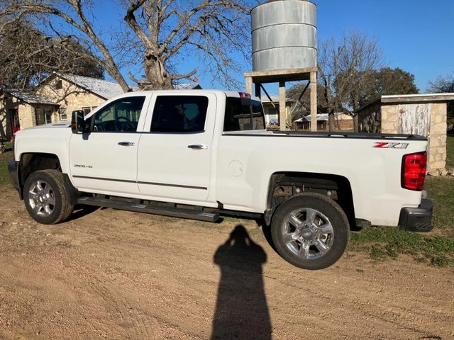 2019 Chevrolet Silverado 2500HD 4WD LTZ Crew Cab at CarsBikesBoats.com in Round Mountain TX