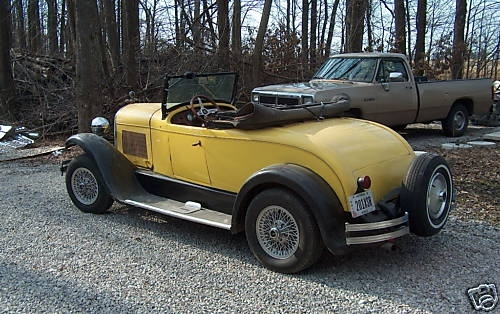 1927 Chrysler Model 50 Roadster Model 50 Roadster at CarsBikesBoats.com in Round Mountain TX