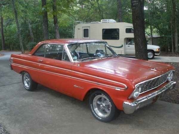more details - ford falcon
