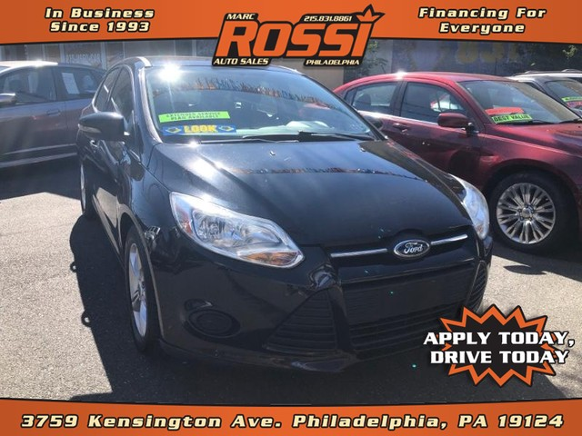 Ford Focus SE - 2013 Ford Focus SE - 2013 Ford SE