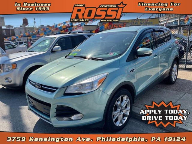 2013 Ford Escape SEL at Marc Rossi Auto Sales - Philadelphia in Philadelphia PA