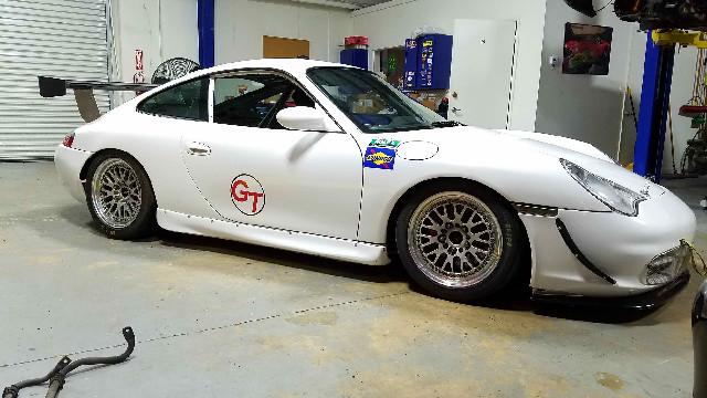 Porsche 911 - 2001 Porsche 911 - 2001 Porsche