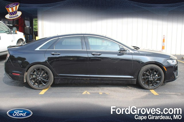more details - lincoln mkz