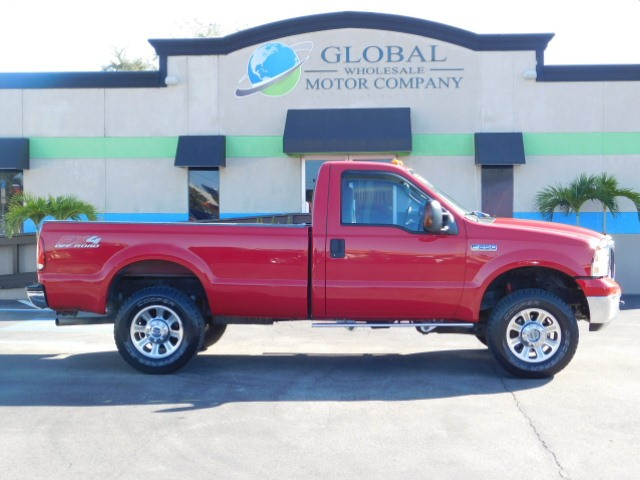 Ford Super Duty F-250 Vehicle Image 09