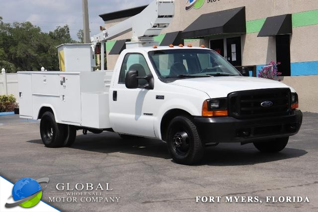 Ford F-350 SD Vehicle Image 01