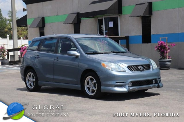 more details - toyota matrix