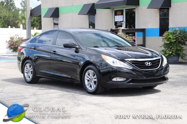 2013 Hyundai Sonata GLS photo