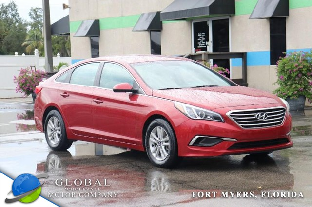 2016 Hyundai Sonata SE photo