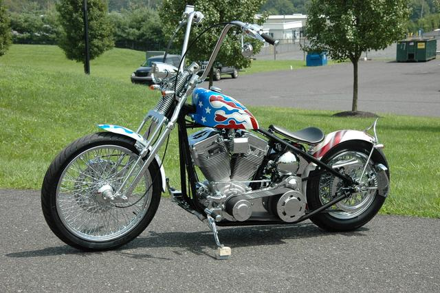 Other ACM Red White & Blue Bobber! Vehicle Image 02