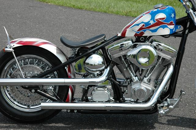 Other ACM Red White & Blue Bobber! Vehicle Image 06
