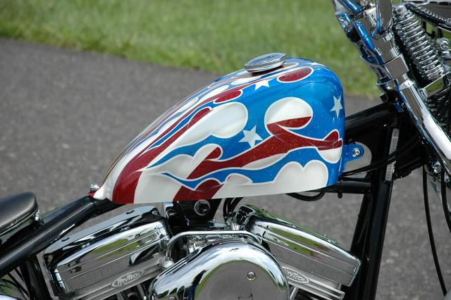 Other ACM Red White & Blue Bobber! Vehicle Image 07