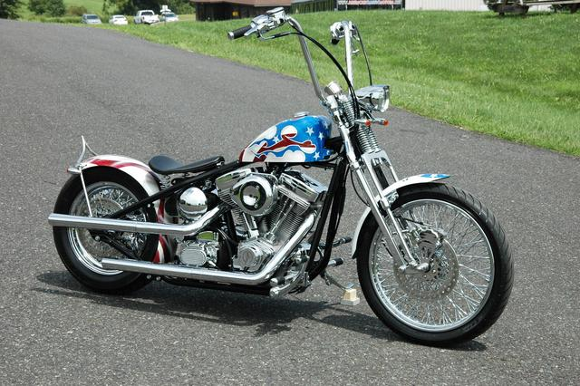 Other ACM Red White & Blue Bobber! Vehicle Image 08