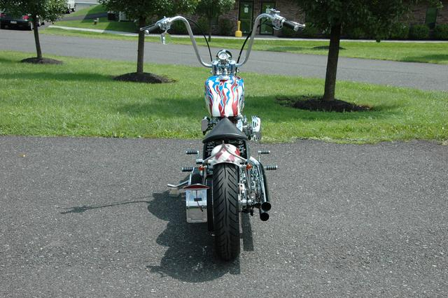 Other ACM Red White & Blue Bobber! Vehicle Image 12