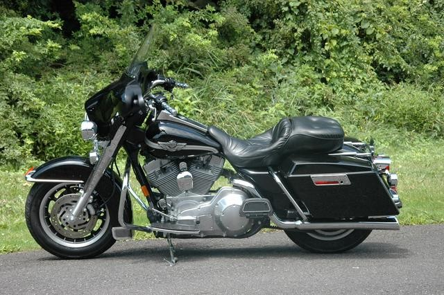 Harley-Davidson 100TH ANNIVERSARY HARLEY ELECTRA GLIDE Vehicle Image 01