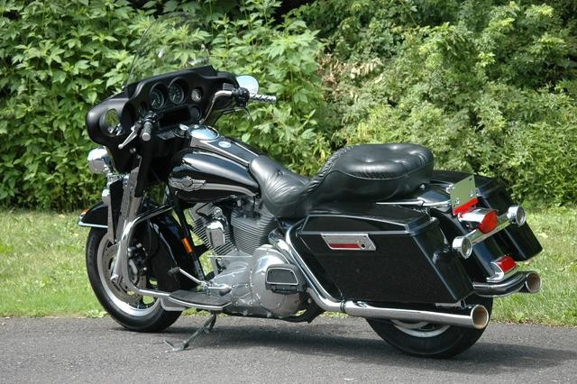 Harley-Davidson 100TH ANNIVERSARY HARLEY ELECTRA GLIDE Vehicle Image 03
