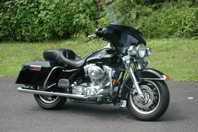 Harley-Davidson 100TH ANNIVERSARY HARLEY ELECTRA GLIDE Vehicle Image 07