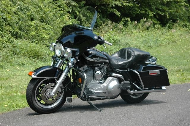 Harley-Davidson 100TH ANNIVERSARY HARLEY ELECTRA GLIDE Vehicle Image 11