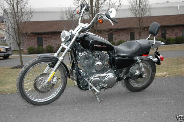 Harley-Davidson SPORTSTER CUSTOM Vehicle Image 03