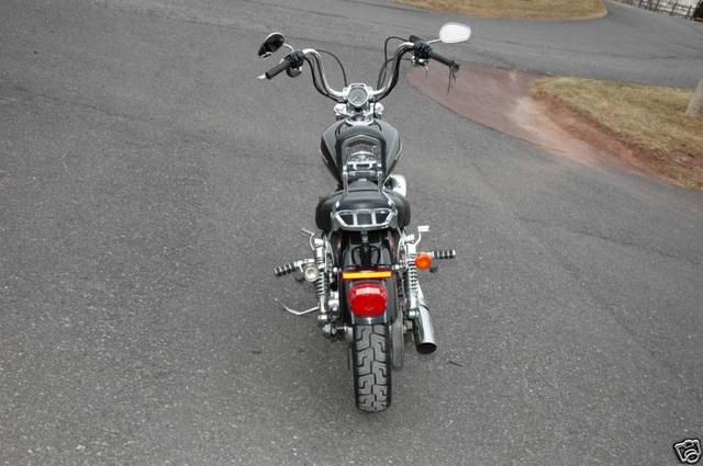 Harley-Davidson SPORTSTER CUSTOM Vehicle Image 10