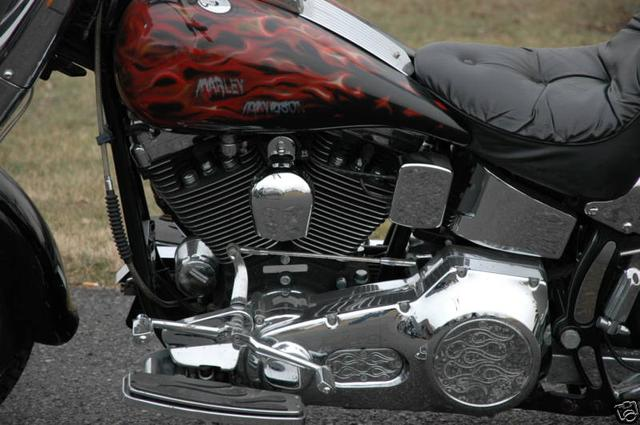 Harley-Davidson HERITAGE SOFTAIL Vehicle Image 03