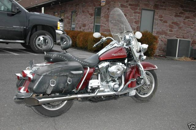 Harley-Davidson ROAD KING FLHRI Vehicle Image 01