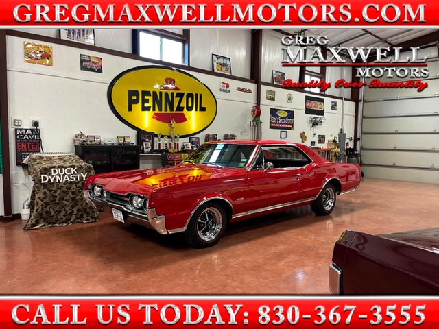 Oldsmobile Cutlass 442 - 1967 Oldsmobile Cutlass 442 - 1967 Oldsmobile 442