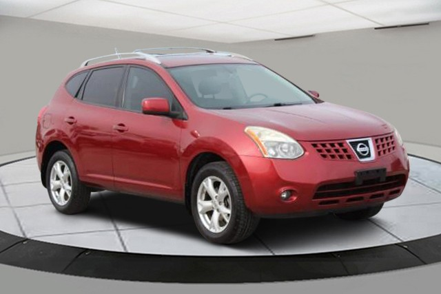 The 2008 Nissan Rogue S SULEV photos