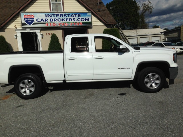 GMC Sierra 1500 SLE DOUBLE CAB - Eldersburg MD