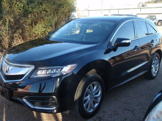 more details - acura rdx