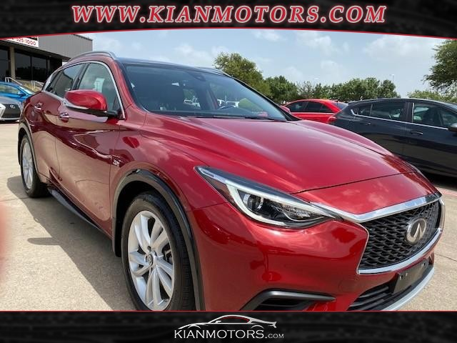 2019 INFINITI QX30 LUXE at Kian Motors Plano in Plano TX