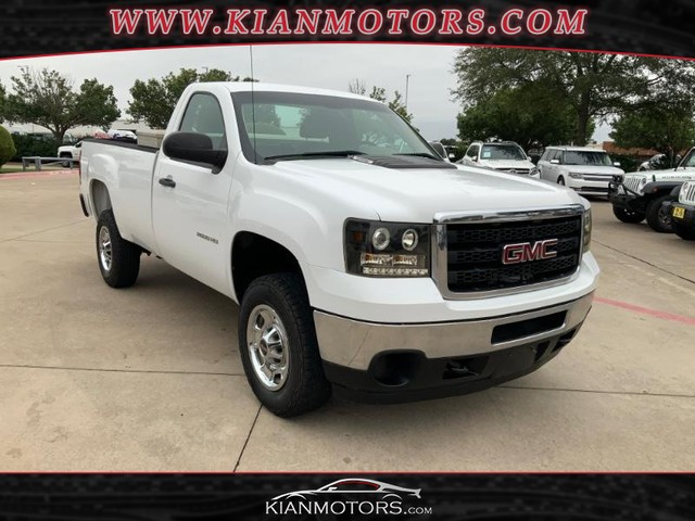 more details - gmc sierra 2500hd