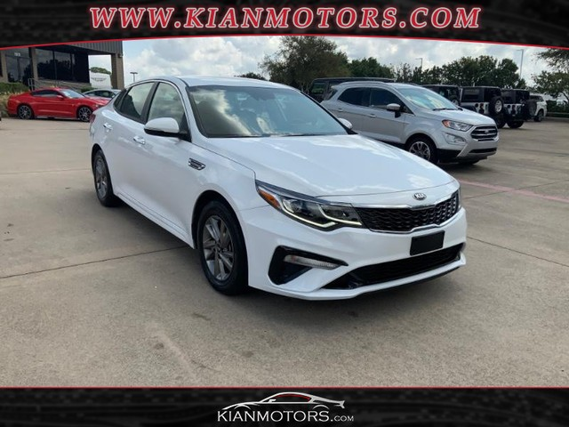 2019 Kia Optima LX at Kian Motors Plano in Plano TX